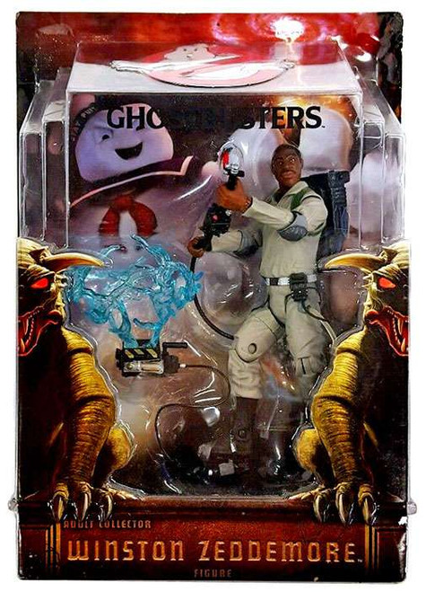 Ghostbusters Winston Zeddemore Exclusive Action Figure