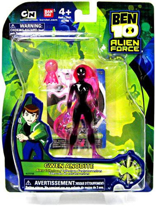 Ben 10 Alien Force Alien Collection Gwen Anodite Action Figure