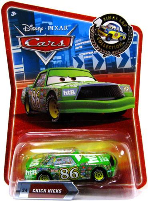Disney Cars Final Lap Collection Chick Hicks Exclusive Diecast Car