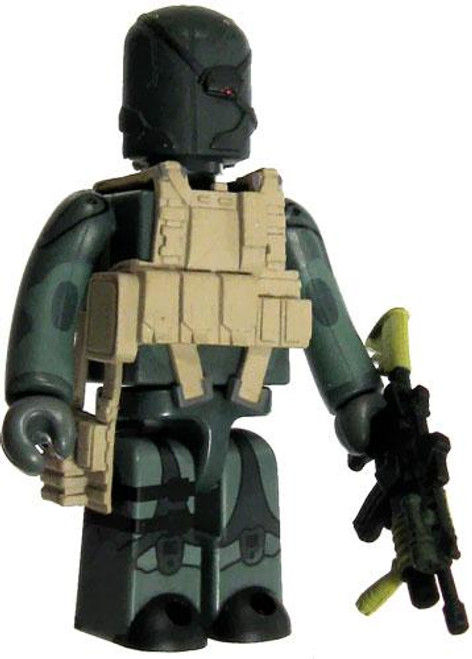 Metal Gear Solid Collector's Edition 2 Kubrick Old Snake with Mask Minifigure