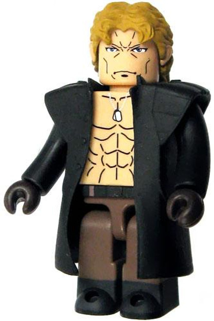 Metal Gear Solid Collector's Edition 2 Kubrick Liquid Snake Minifigure