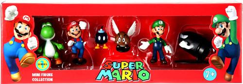 Mini Figure Collection Series 1 Super Mario Collection Mini Figures