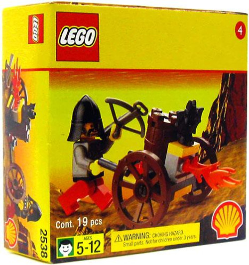 LEGO Crossbow Flamer Exclusive Set #2538