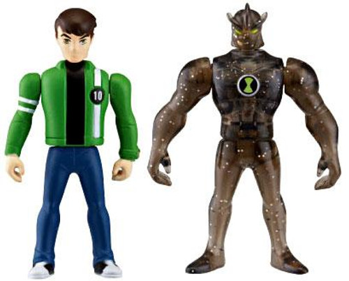 Ben 10 Alien Force Alien Creation Chamber Ben & Alien X Mini Figure 2-Pack