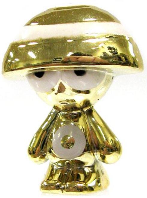 Crazy Bones Gogo's Gold Series 1 Targy [Gold Loose]