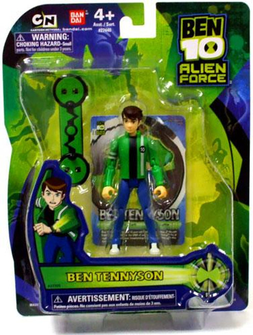 Ben 10 Alien Force Ben Tennyson Action Figure
