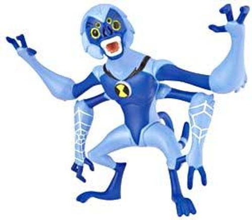Ben 10 Alien Force Spidermonkey Action Figure [Defender, 2010]