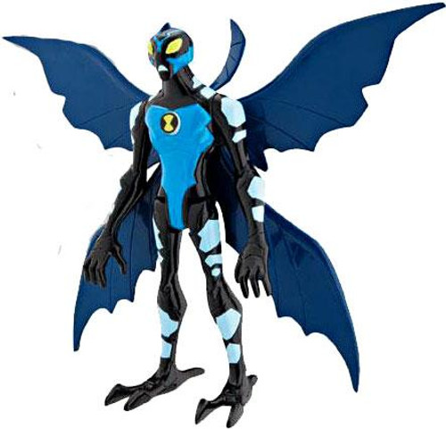 Ben 10 Alien Force Big Chill Action Figure [Defender]