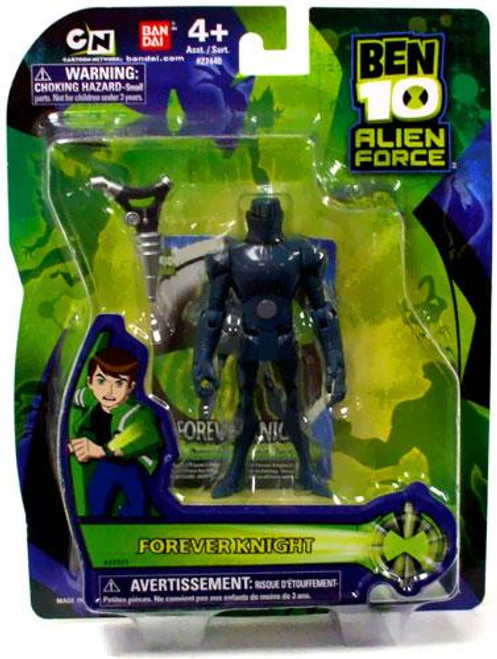 Ben 10 Alien Force Forever Knight Action Figure