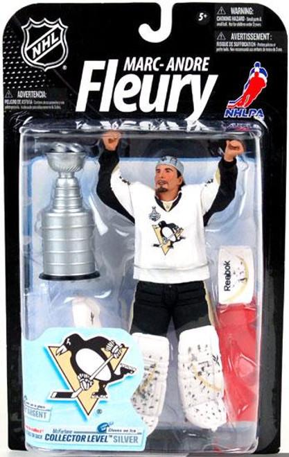 McFarlane Toys NHL Pittsburgh Penguins Sports Picks Series 23 Marc-Andre Fleury Action Figure [Gloves & Red Carpet]