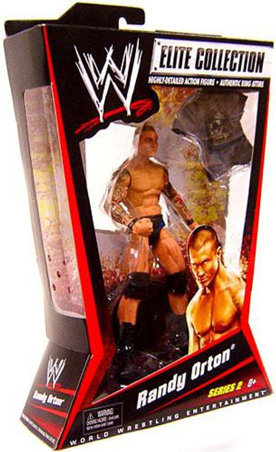 WWE Wrestling Elite Series 2 Randy Orton Action Figure