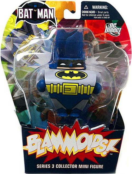 DC Blammoids Series 3 Batman Mini Figure [Classic]