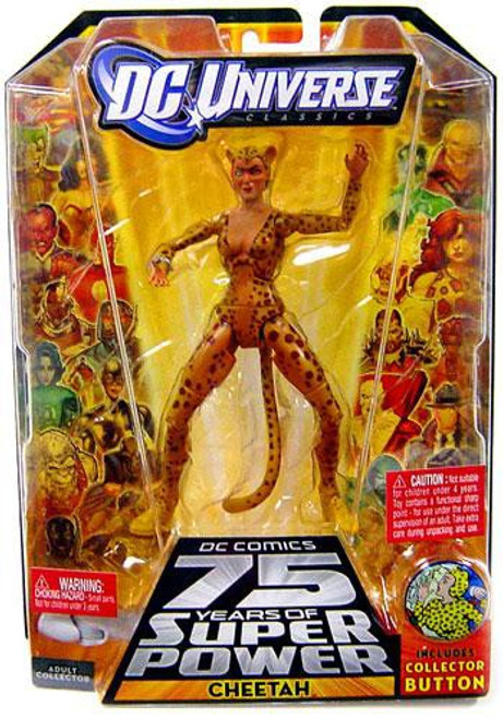DC Universe 75 Years of Super Power Classics Cheetah Action Figure [Golden Age]