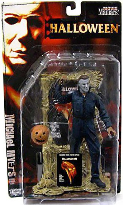 McFarlane Toys Halloween Movie Maniacs Series 2 Michael Myers Action Figure