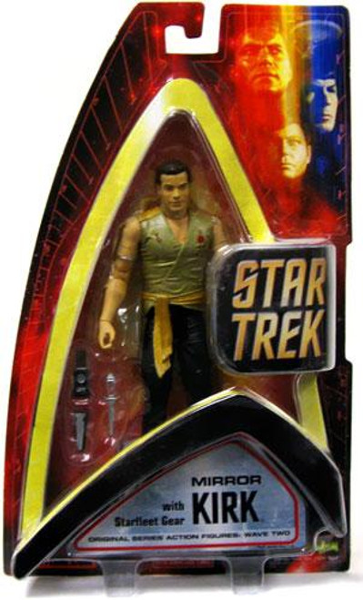 Star Trek The Original Series Wave 2 Mirror Kirk Action Figure