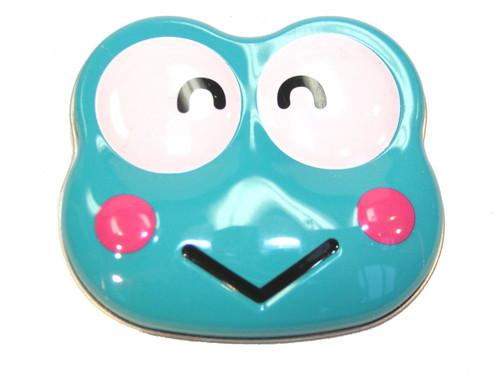 Hello Kitty Keroppi Sours Candy Tin [Blue]