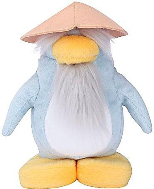 Club Penguin Series 6 Sensei 6.5-Inch Plush Figure [Version 2]