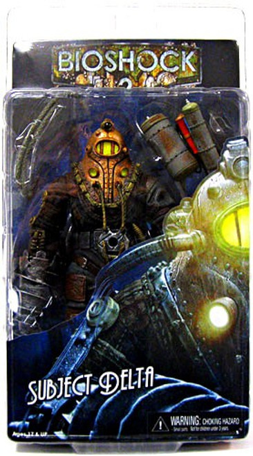 NECA Bioshock 2 Series 1 Subject Delta Action Figure