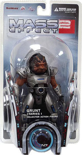 Mass Effect 2 Series 1 Grunt Action Figure