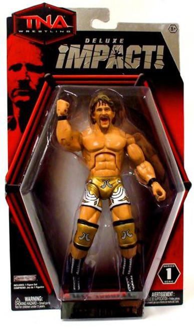 TNA Wrestling Deluxe Impact Series 1 Jeff Jarrett Action Figure