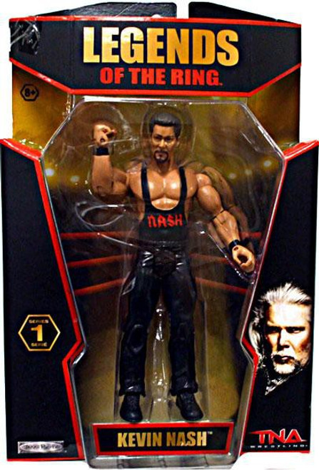 TNA Wrestling Legends of the Ring Series 1 Kevin Nash Action Figure