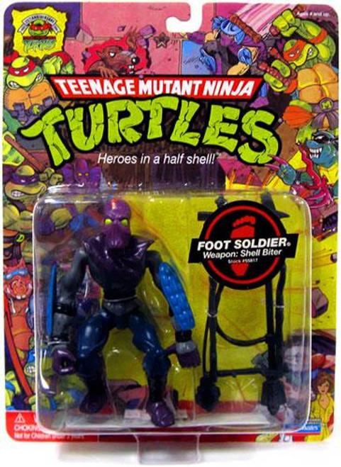 Teenage Mutant Ninja Turtles 1987 25th Anniversary Foot Soldier Action Figure