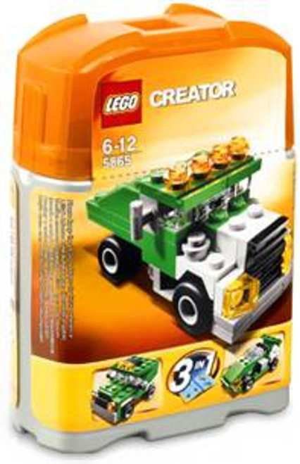 LEGO Creator Mini Dumper Set #5865