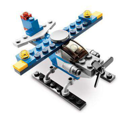 lego creator helicopter instructions