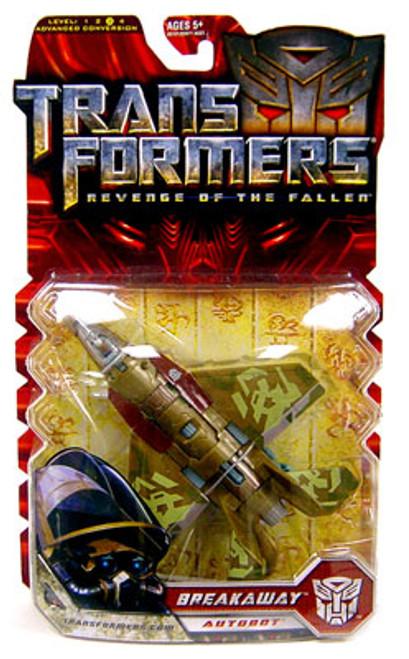 Transformers Revenge of the Fallen Deluxe Breakaway Deluxe Action Figure
