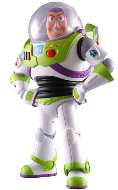 Toy Story Buzz Lightyear Vinyl Figure [Version 2]