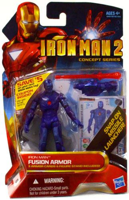 Iron Man 2 Concept Series Fusion Armor Iron Man Action Figure #15