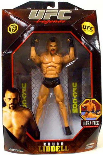 UFC Collection Series 3 Chuck Liddell Action Figure [UFC 17, Legends]