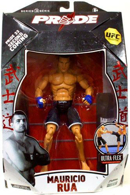 UFC Collection Series 3 Mauricio Rua Action Figure [Pride 33]