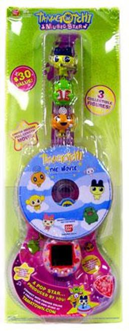 Tamagotchi Music Star Pack Figure Set