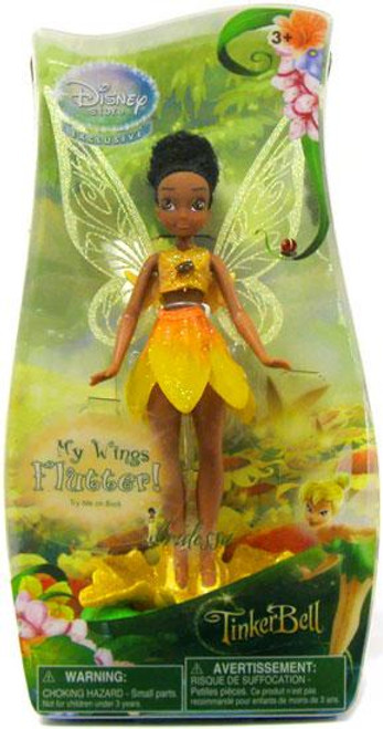 Disney Fairies Tinker Bell Fluttering Wings Iridessa Exclusive 5-Inch Figure