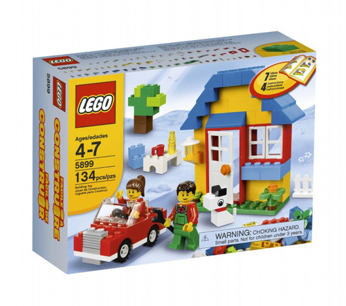 LEGO House Building Set #5899