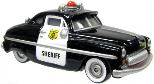 Disney Cars Loose Lenticular Sheriff Diecast Car [Loose]