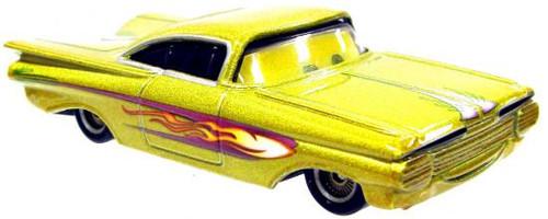Disney Cars Loose Lenticular Gold Ramone Diecast Car [Loose]