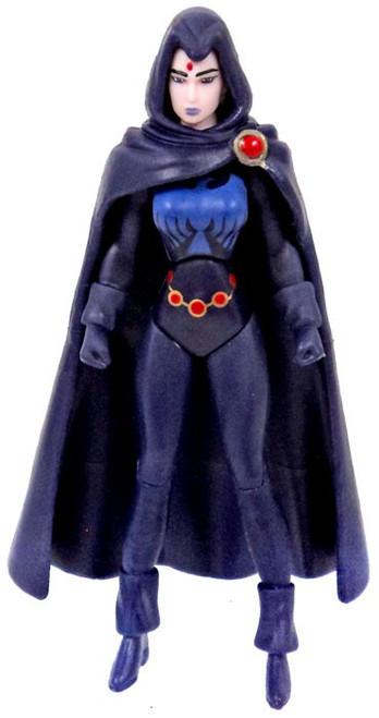 DC Infinite Heroes Mallah's Revenge Raven Action Figure [Loose]