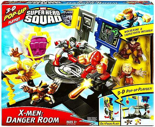 Marvel Super Hero Squad X-Men: Danger Room