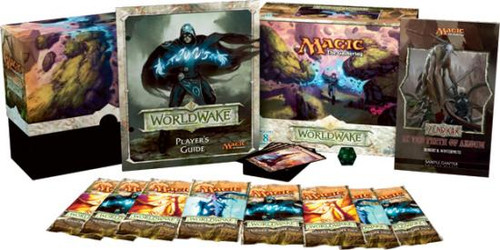 MtG Worldwake Fat Pack [Sealed]