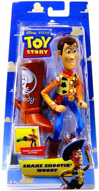Toy Story Woody Action Figure [Snake Shootin']