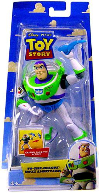 Toy Story Buzz Lightyear Action Figure [To the Rescue]