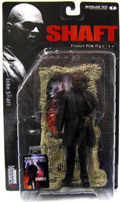 McFarlane Toys Movie Maniacs Series 3 John Shaft Action Figure