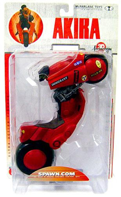 McFarlane Toys Anime Akira 3D Animation From Japan Series 1 Kaneda's Bike Action Figure Vehicle