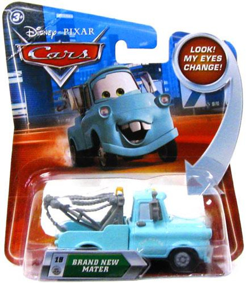 Disney Cars Lenticular Eyes Series 2 Brand New Mater Diecast Car