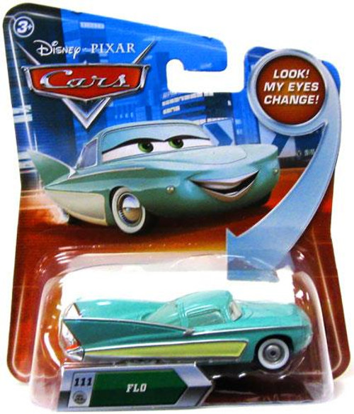Disney Cars Lenticular Eyes Series 2 Flo Diecast Car