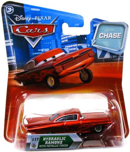 Disney Cars Lenticular Eyes Series 2 Hydraulic Ramone WIth Metallic Finish Diecast Car