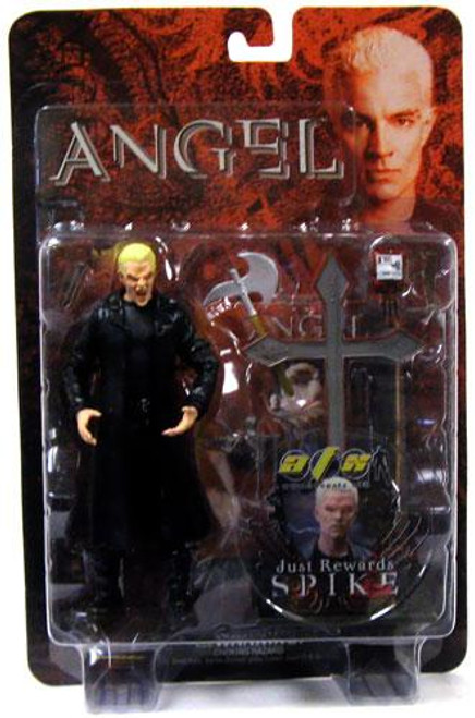 Angel Just Rewards Spike Action Figure