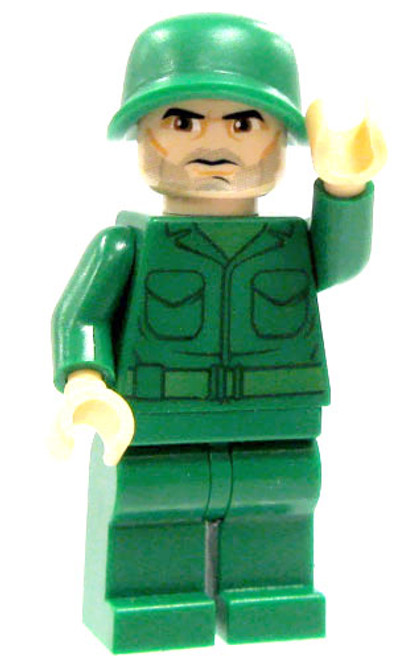 LEGO Custom Loose U.S. Soldier Minifigure [Random Loose]